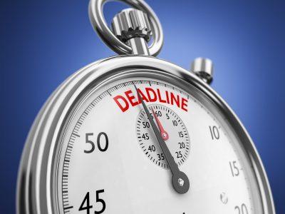 deadline-effektivitet